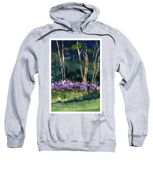 Phlox Meadow, Harrington State Park Sweatshirt