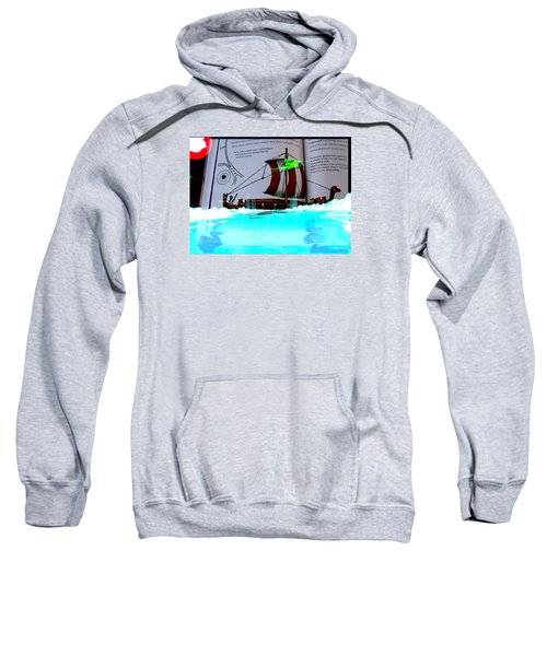 Phoenician Night Voyagers  Sweatshirt