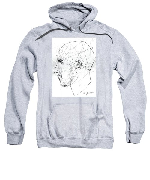Phrenological Study Sweatshirt