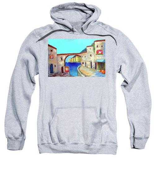 Piazza Del La Artista Sweatshirt
