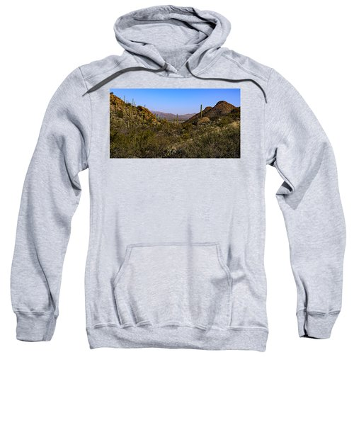 Picture Rocks 24 Sweatshirt