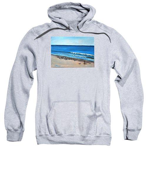 Pigeon Picnic Sweatshirt