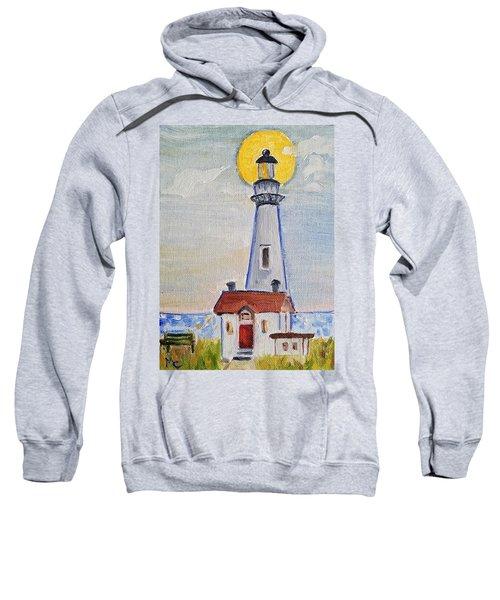 Pigeon Point Lighthouse  Sweatshirt