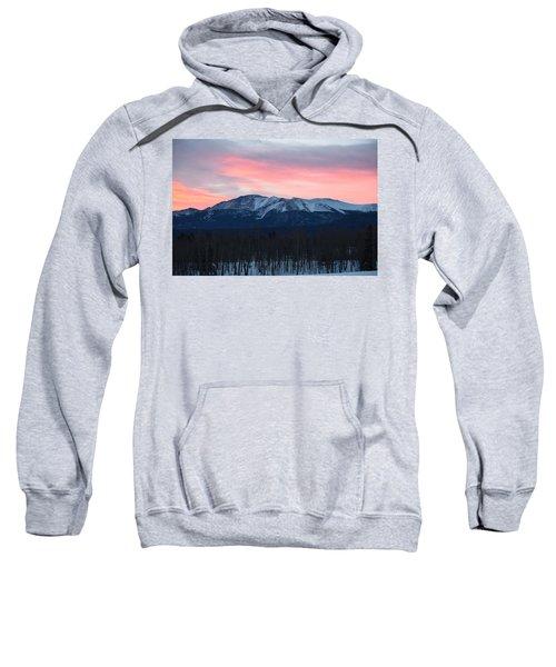 Sunrise Pikes Peak Co Sweatshirt