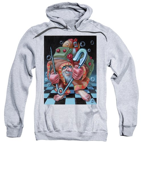 Pin Sweatshirt