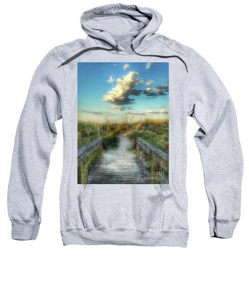 Pine Street Glow Sweatshirt