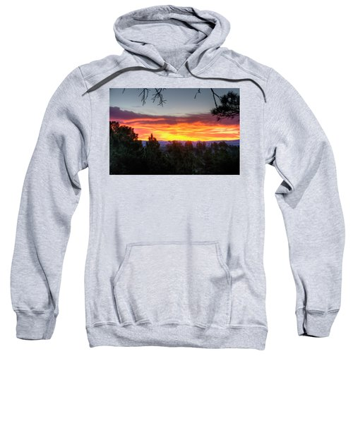 Pine Sunrise Sweatshirt