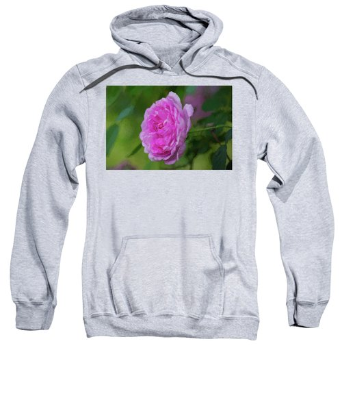 Pink Beauty In Bloom Sweatshirt