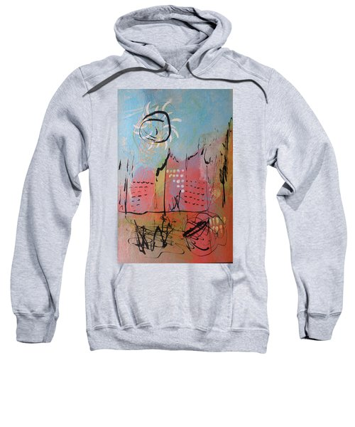 Pink City Sweatshirt