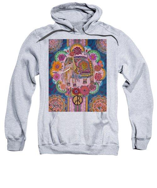 Pink Elephant Sweatshirt