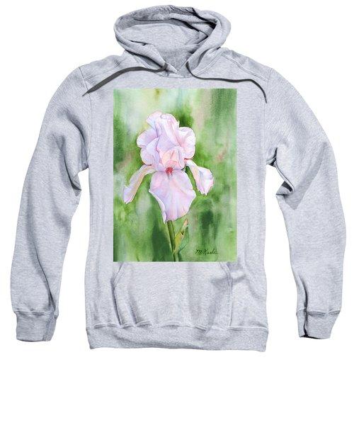 Pink Iris Sweatshirt