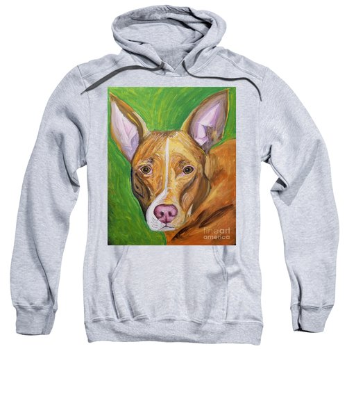 Pink Nose Sweatshirt