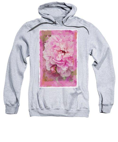 Pink Peony 2 Sweatshirt