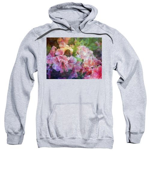 Pink With White Frills 1503 Idp_3 Sweatshirt