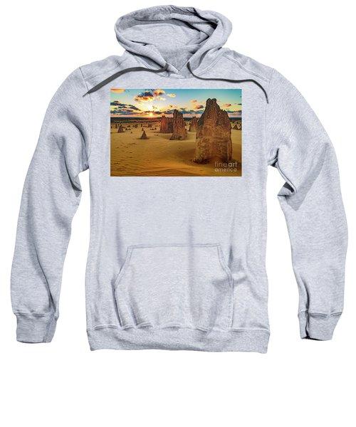 Pinnacles 8 Sweatshirt