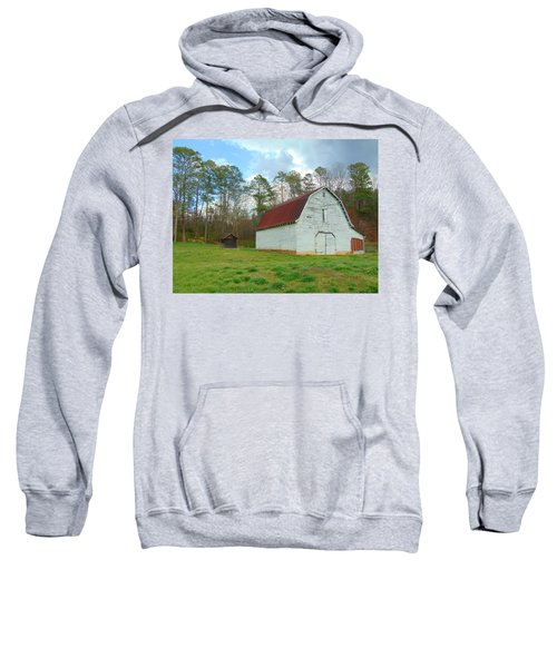 Pinson Farm Barn Sweatshirt