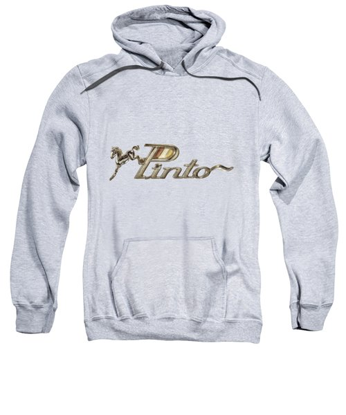 Pinto Car Badge Sweatshirt