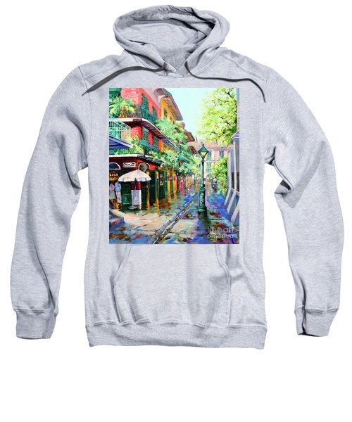 Pirates Alley - French Quarter Alley Sweatshirt