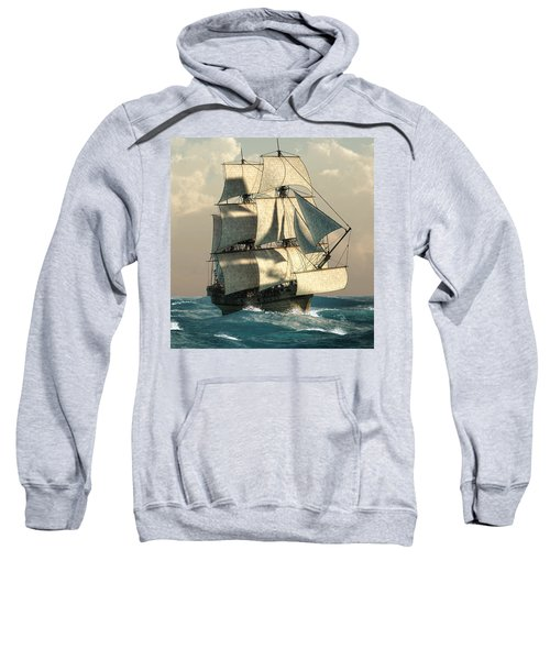 Pirates On The High Seas Sweatshirt