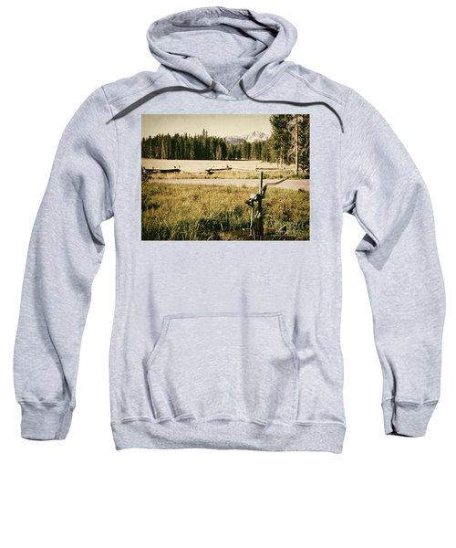 Pitcher Pump Sweatshirt