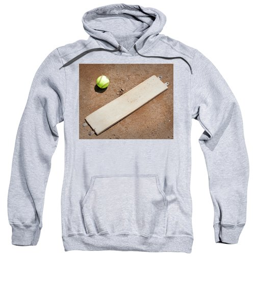 Pitchers Mound Sweatshirt by Kelley King