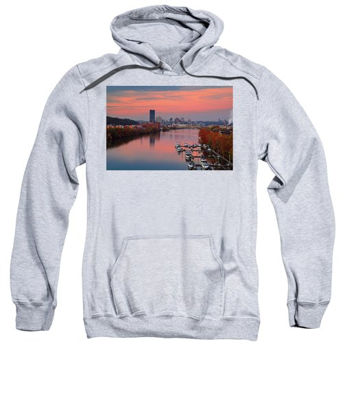 Pittsburgh 31st Street Bridge  Sweatshirt