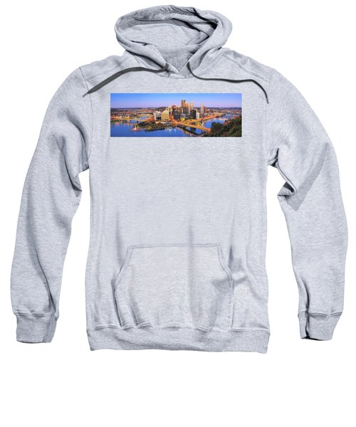 Pittsburgh Pano 22 Sweatshirt