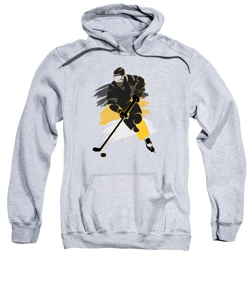 Pittsburgh Penguins Player Shirt Sweatshirt by Joe Hamilton