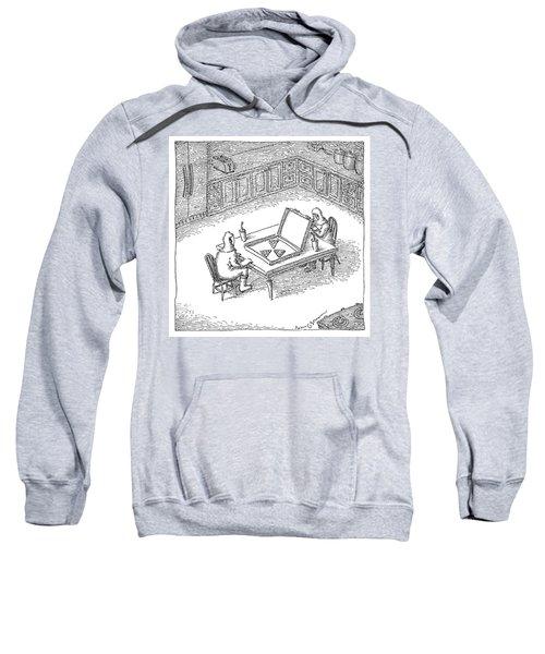 Pizza Hazard Sweatshirt