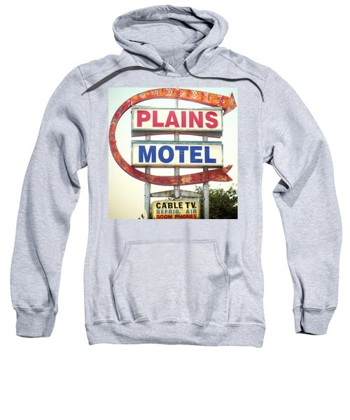 Plains Motel Sweatshirt
