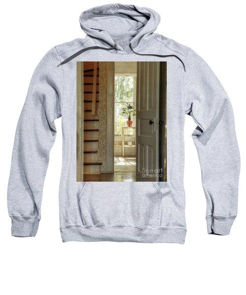 Plant In Window Sweatshirt