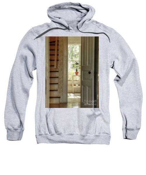Plant In Window Sweatshirt