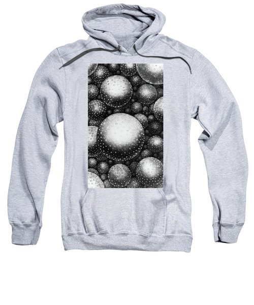 Plate Xxxi From The Original Theory Of The Universe By Thomas Wright  Sweatshirt