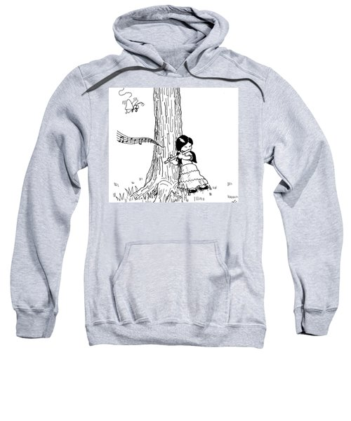 Play The Flute Under The Tree Sweatshirt