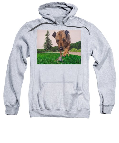 Play With Me Sweatshirt
