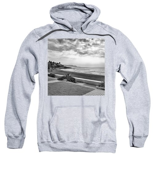 Playa Burriana, Nerja Sweatshirt