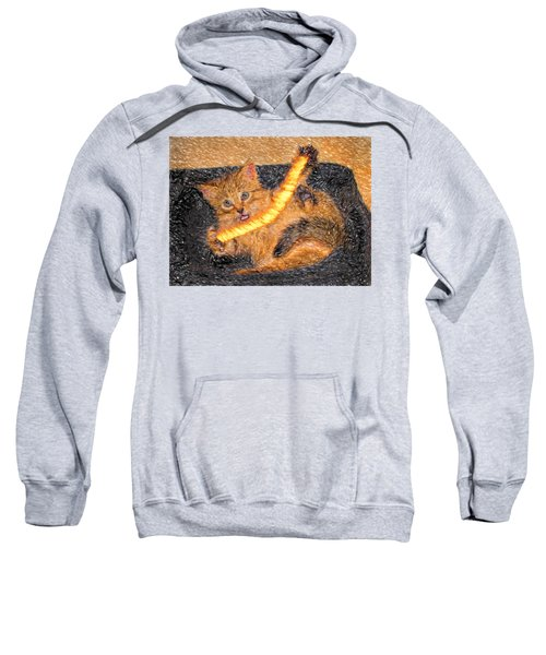 Playing With Fire Sweatshirt
