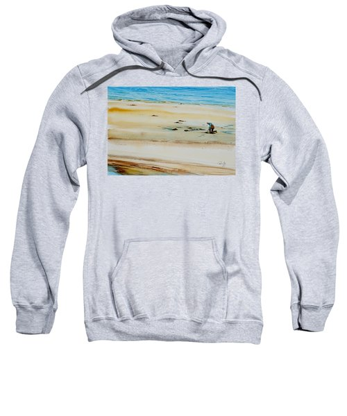 Pleasant Bay Clammer Sweatshirt