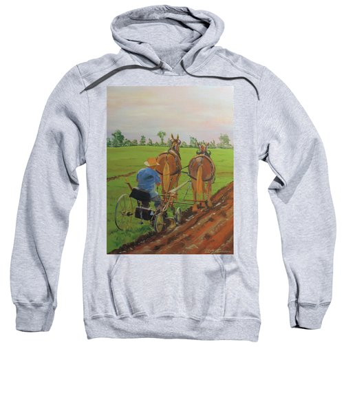 Plowing Match Sweatshirt