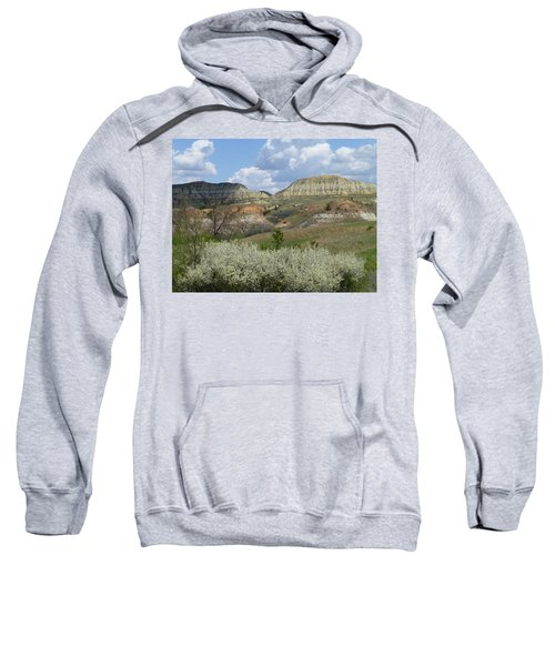 Plum Thicket Near The Burning Coal Vein Sweatshirt
