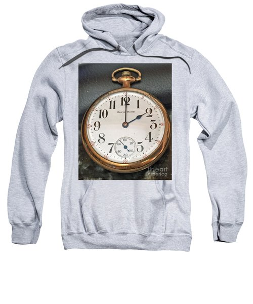 Pocket Watch Sweatshirt