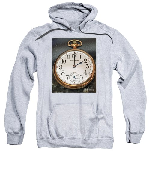 Pocket Watch Sweatshirt