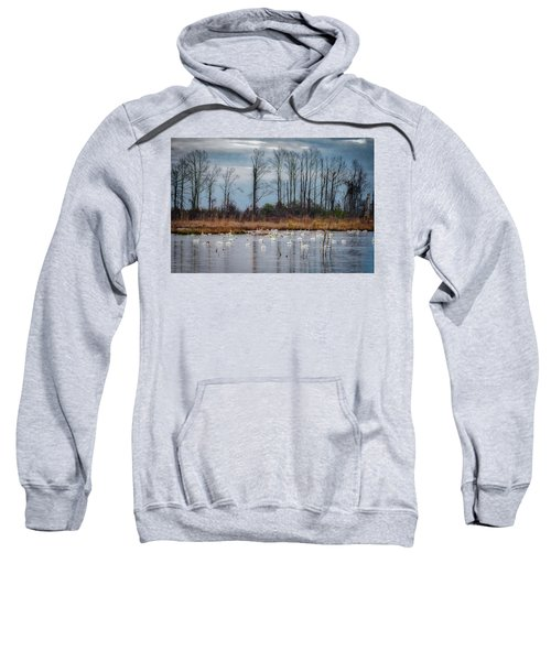 Pocosin Lakes Nwr Sweatshirt