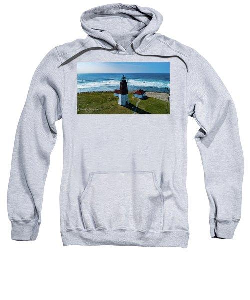 Point Judith Lighthouse Sweatshirt