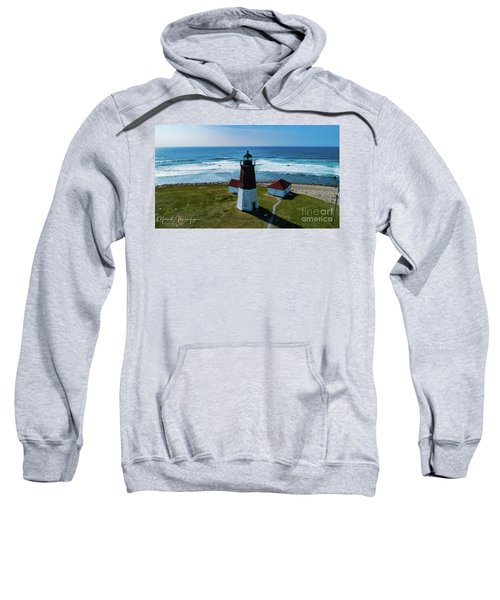 Point Judith Lighthouse Sweatshirt