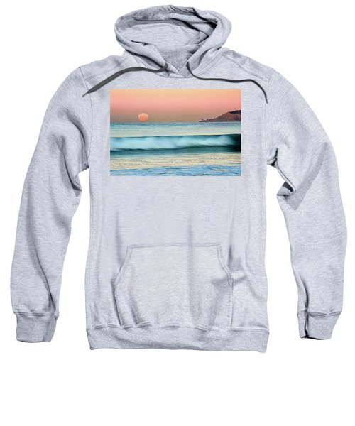 Point Loma Moonset Sweatshirt