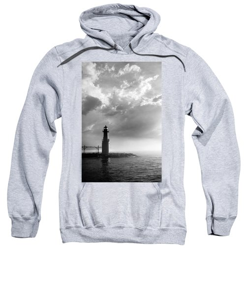 Point Of Inspiration Sweatshirt by Bill Pevlor