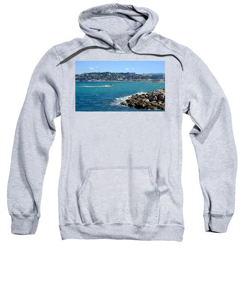 La Pointe Rouge Marseille Sweatshirt