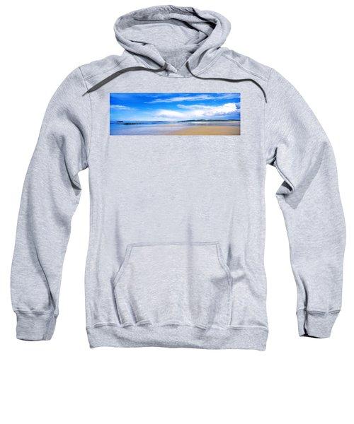 Pollan Strand, Inishowen, County Sweatshirt