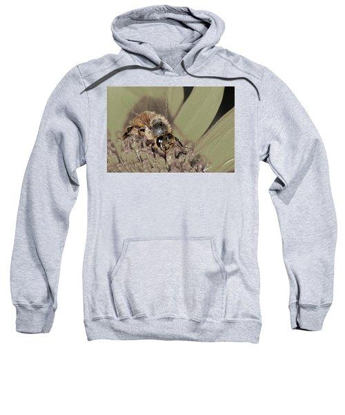 Pollinating Bee Sweatshirt